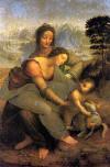 Meryem, �ocuk �sa ve Azize Anne, 1502-1516