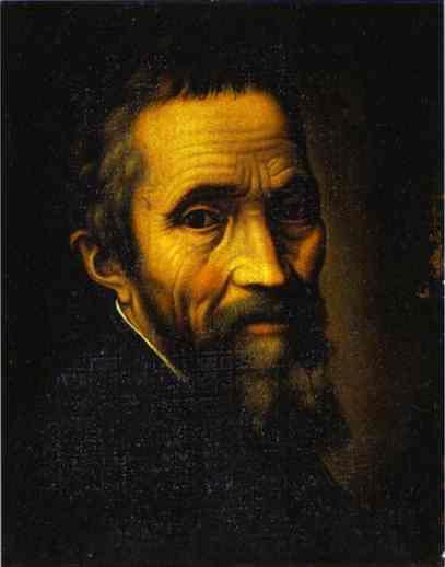 Michelangelo hayatı sanatı resim ve heykelleri