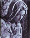 Pieta (detail). 1499. Marble. St. Peter's, Vatican