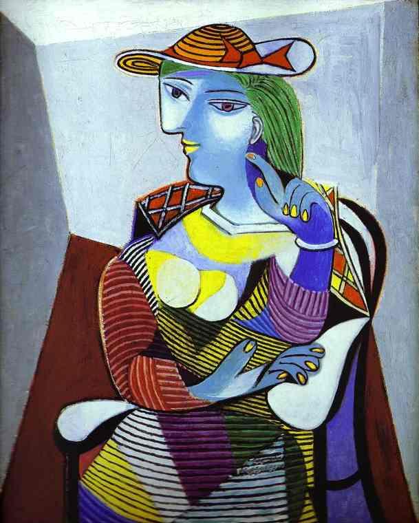 Picasso Portrait Pablo Picasso Portrait of