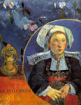 La Belle Angele, 1889