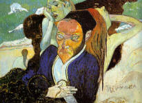 Nirvana- Portrait of Meyer de Haan, 1890