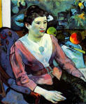 Portrait of Seated Woman, 1890