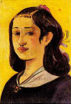 Portrait of the Artists Mother, 1890