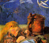 Sleeping Boy, 1884