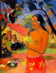 Ea haere ia oe (Where are you going), 1893