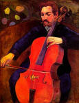 Portrait of Fritz Schneklud, 1894