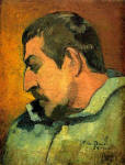Portrait of the Artist, Dedicated to his Friend Daniel, 1896