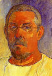 Paul Gauguin 45 Self - Portrait, 1903