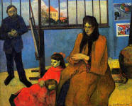 The Schuffenecker Family, 1889