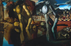 Metamorphosis of Narcissus Dali