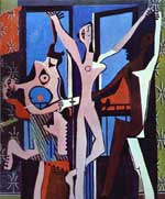 Pablo Picasso hayatı sanatı resimleri