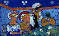 Fikret Mualla Ka��t Oyunu 1960