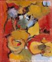 Fikret Mualla 4, Balkabakl� nat�rmort, 1945