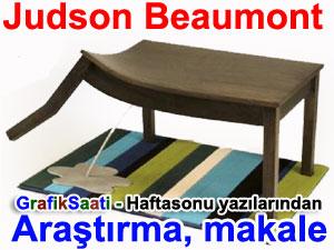 didem hizar dh tasarım Judson Beaumont'un Dünyası ve tasarımları
