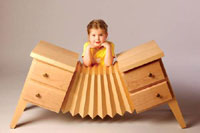 Judson Beaumont farklı mobilya tasarımları