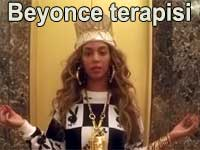 Beyonce terapisi