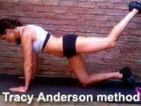Ünlülerin açtığı spor salonları ve müdavimleri - Tracy Anderson metodu