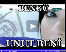 Beng� Unut Beni videosunu izle