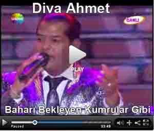illede roman olsun yar��ma program� show TV Diva Ahmet videolar�