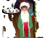 Çocuklar için Nasrettin Hoca kostümü nasıl biçilir