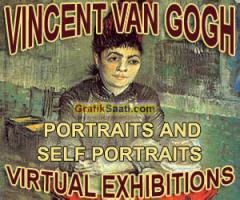 Vincent Van Gogh Portraits And Self-Portraits Virtual Exhibitions