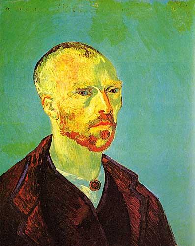 Vincent Van Gogh  Self Portrait Dedicated to Paul Gauguin Arles, September 1888