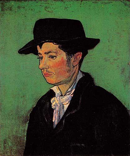 Vincent Van GoghPortrait of Armand Roulin, Arles, November - December 1888