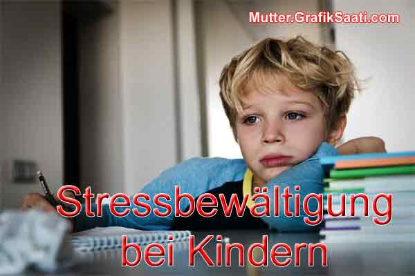 Stressbewältigung bei Kindern
