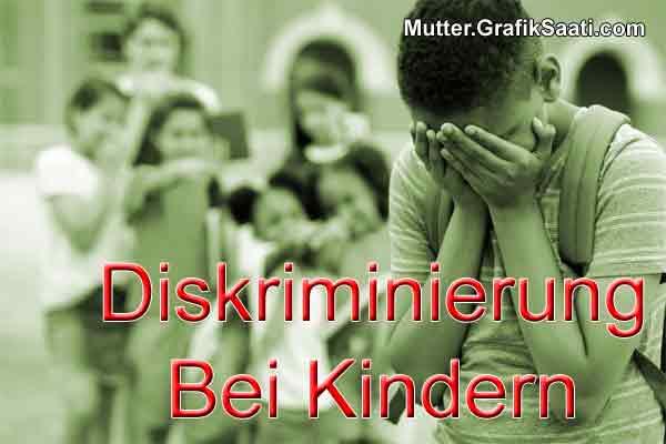 Diskriminierung bei Kindern