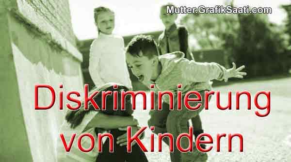 Diskriminierung von Kindern