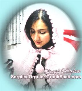 Serpilce.ile Serpilce örgüler örgü pembe kız çocuk başlığı örgüsü