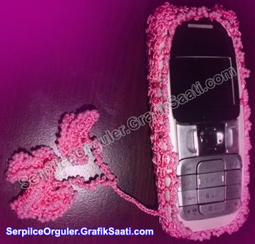Serpilce.ile Serpilce örgüler cep telefonu kılıfı