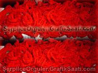 Serpil Seyhan ile Serpilce örgüler örgü kardanadam takı ve küpe modelleri