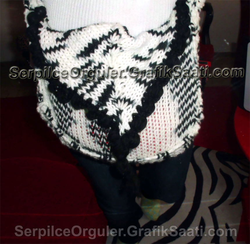 Serpilce.ile Serpilce örgüler resimli modelleri modelli örgü çanta örnekleri