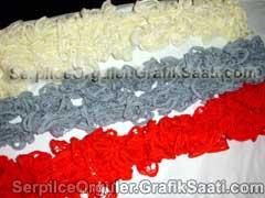 Serpilce.ile Serpilce örgüler örgü modelleri örnekleri el örgüsü fırfırlı kazaklar