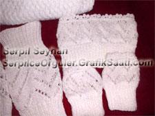 resimlerle örgü tasarımlar örgü çanta boyunluk atkı eldiven tozluk
