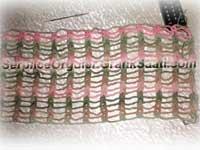 Serpilce.Resimli örgüler: Tığ işi bandana ve atkı modelleri